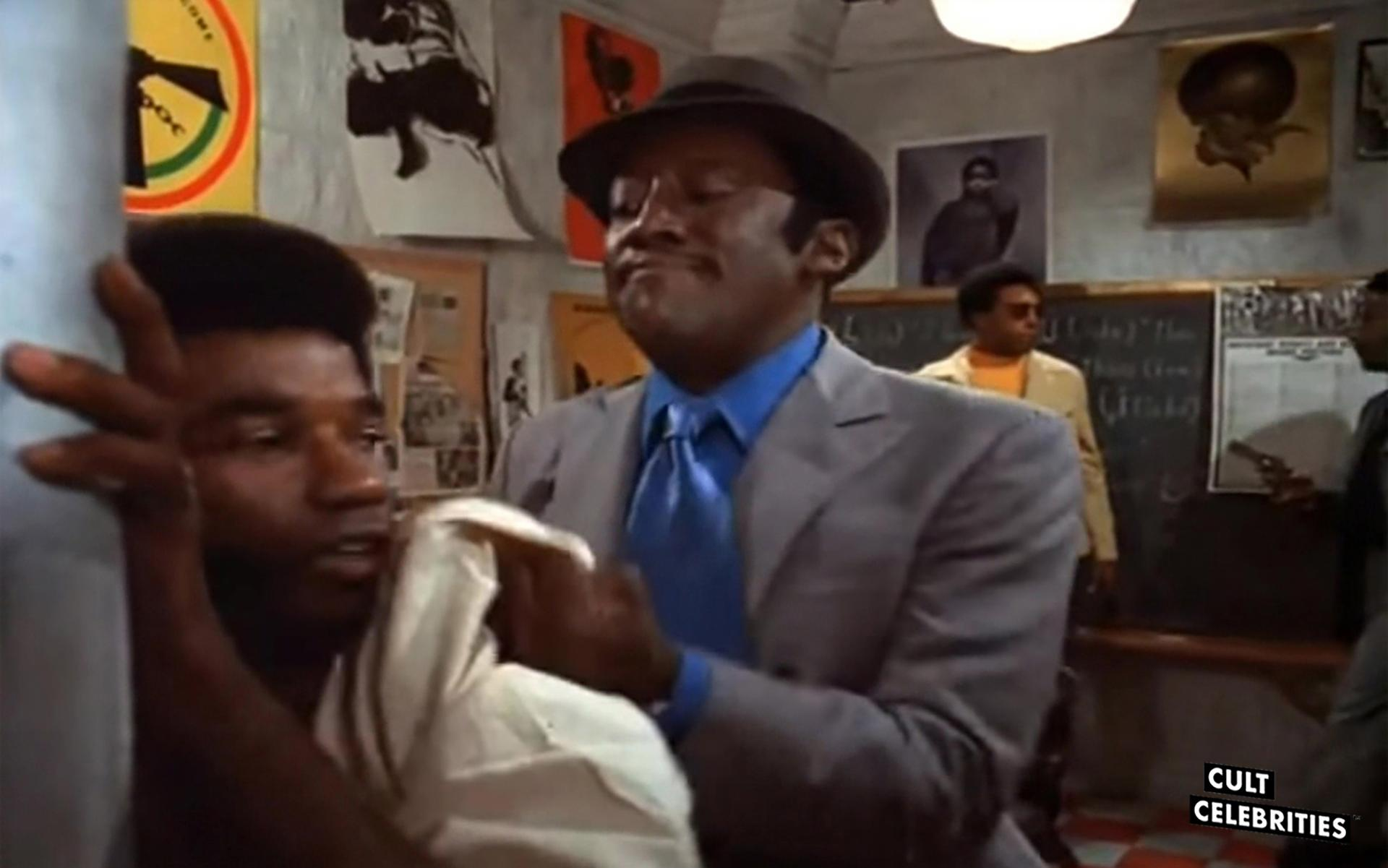 Godfrey Cambridge in Cotton Comes To Harlem (1970)