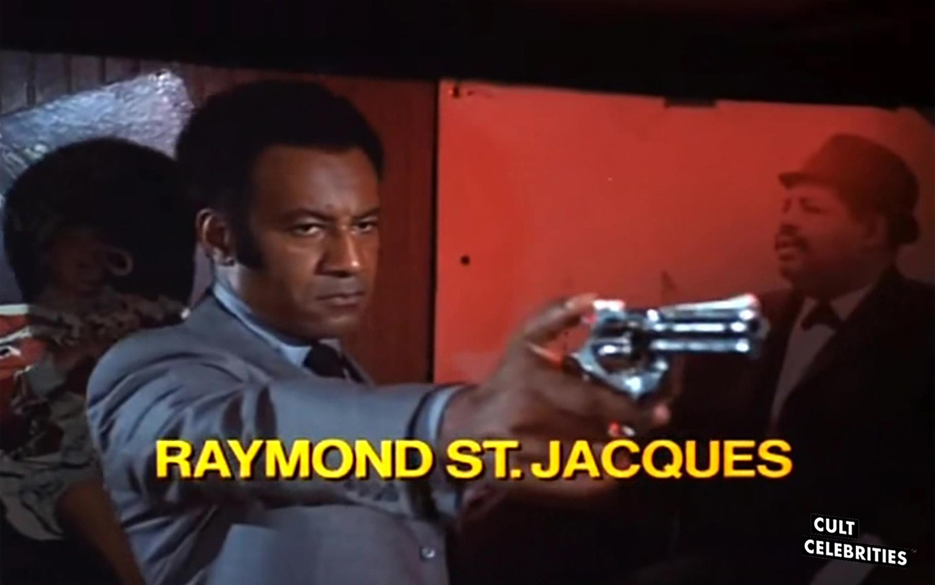 Raymond St. Jacques in Cotton Comes To Harlem (1970)
