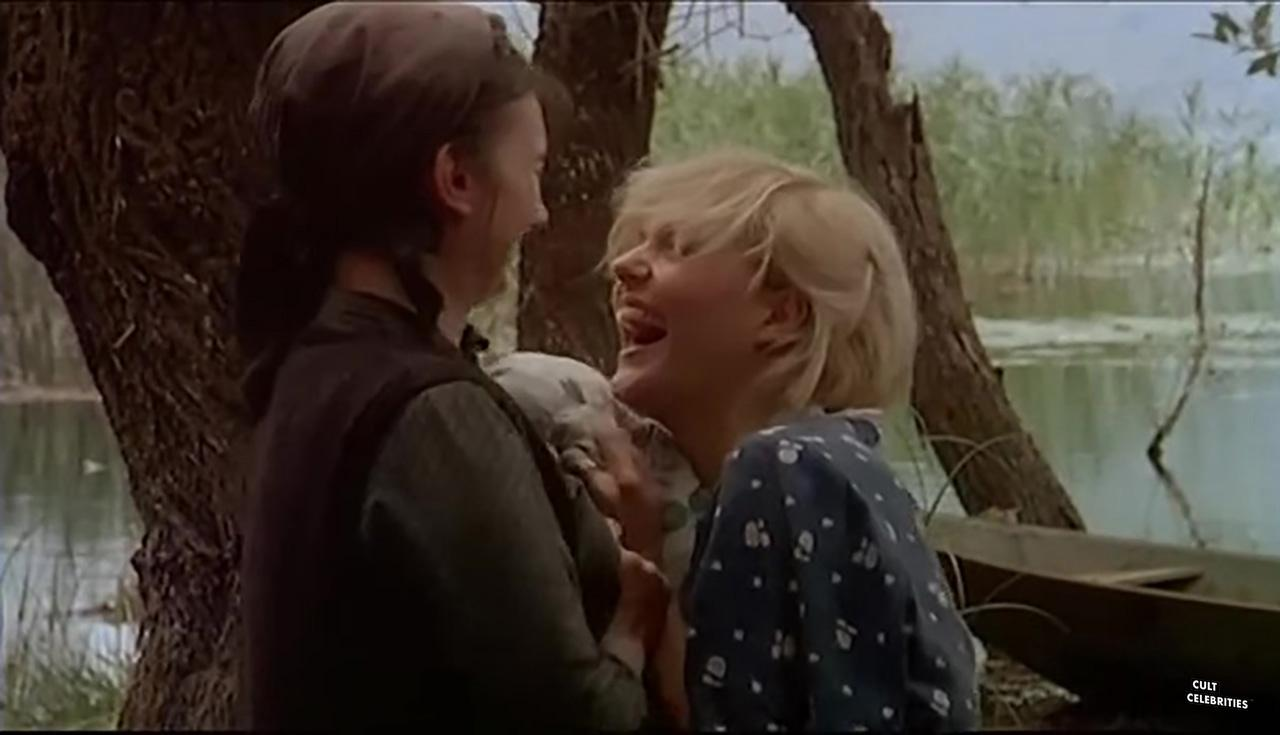 Savina Gersak in Cudo nevidjeno (1984)