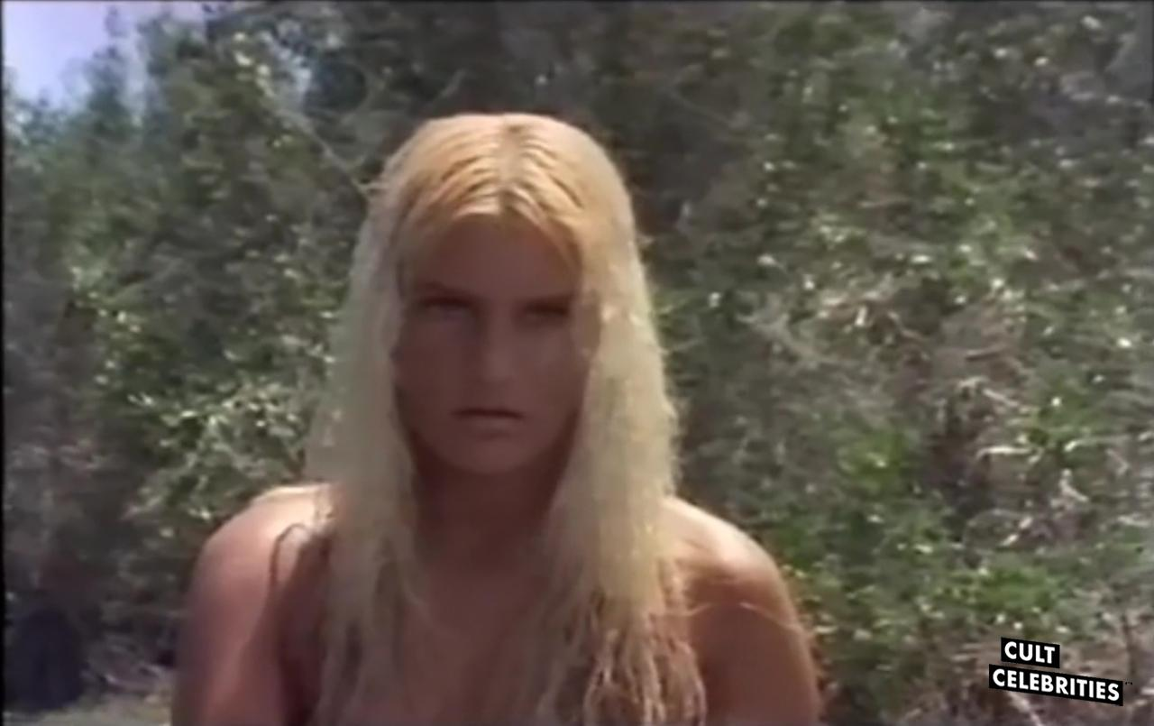 Sabrina Siani in Daughter of the Jungle (1982)