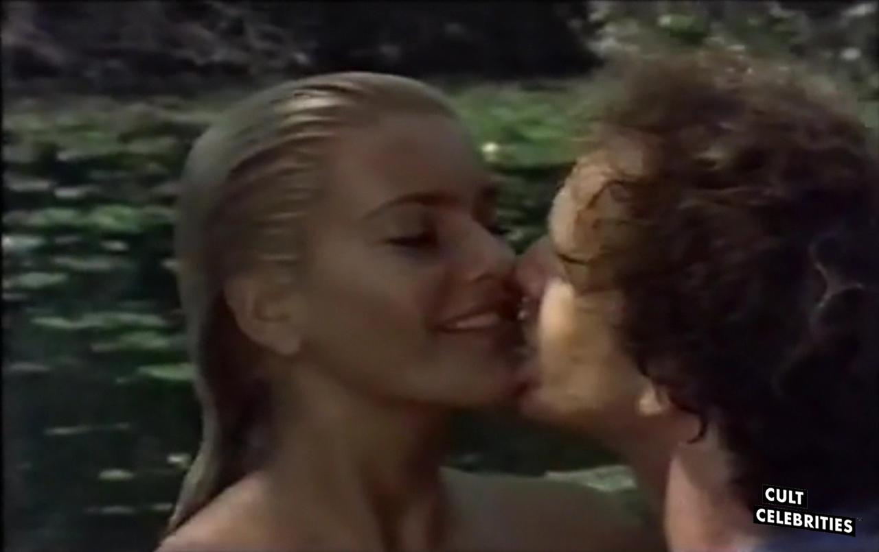 Sabrina Siani in Daughter of the Jungle (1982)