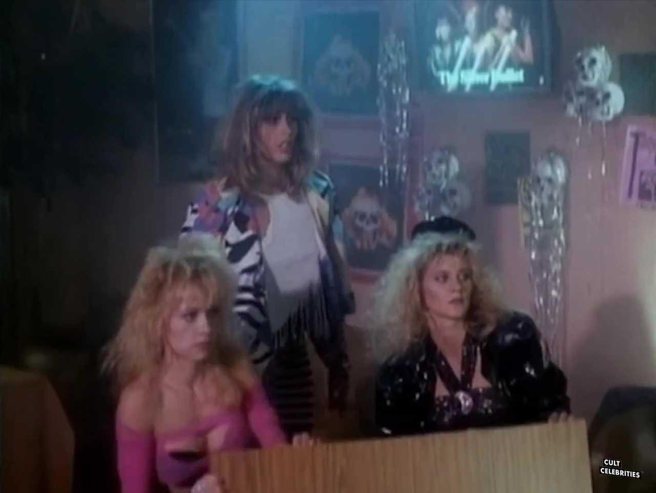 Linnea Quigley in Dr. Alien (1989)