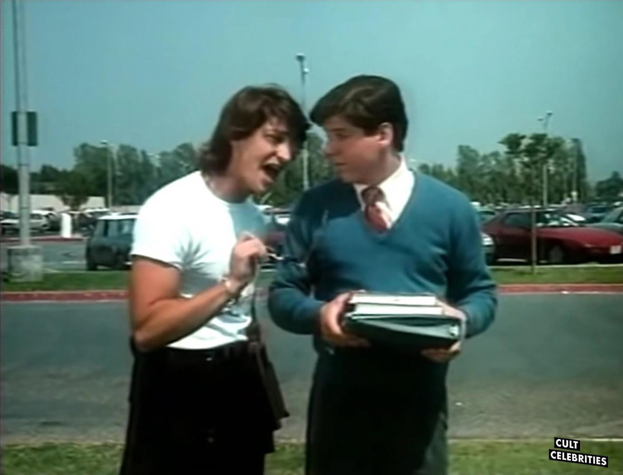 Billy Jayne in Dr. Alien (1989)