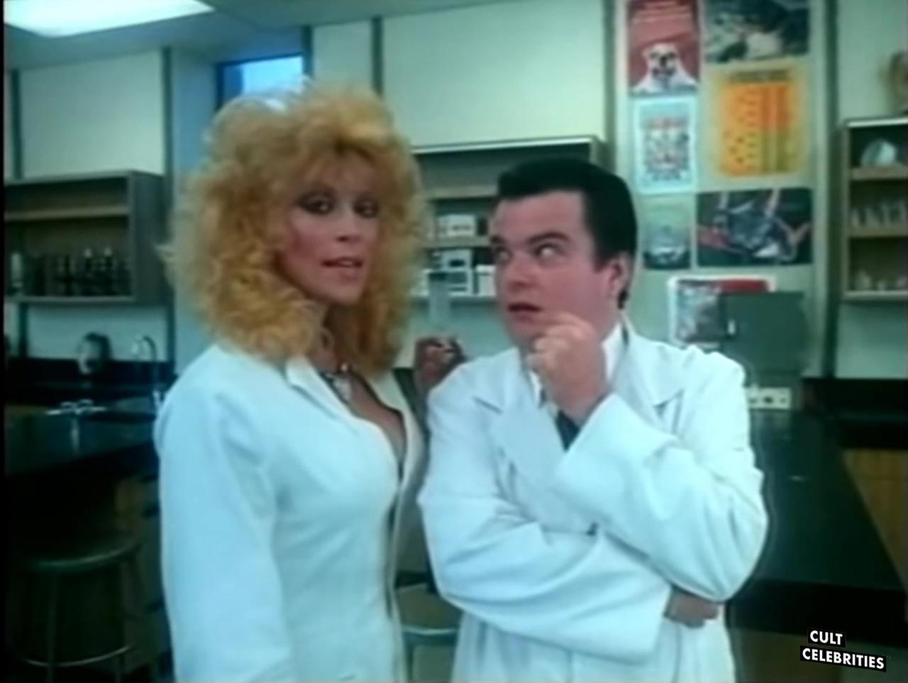 Judy Landers in Dr. Alien (1989)