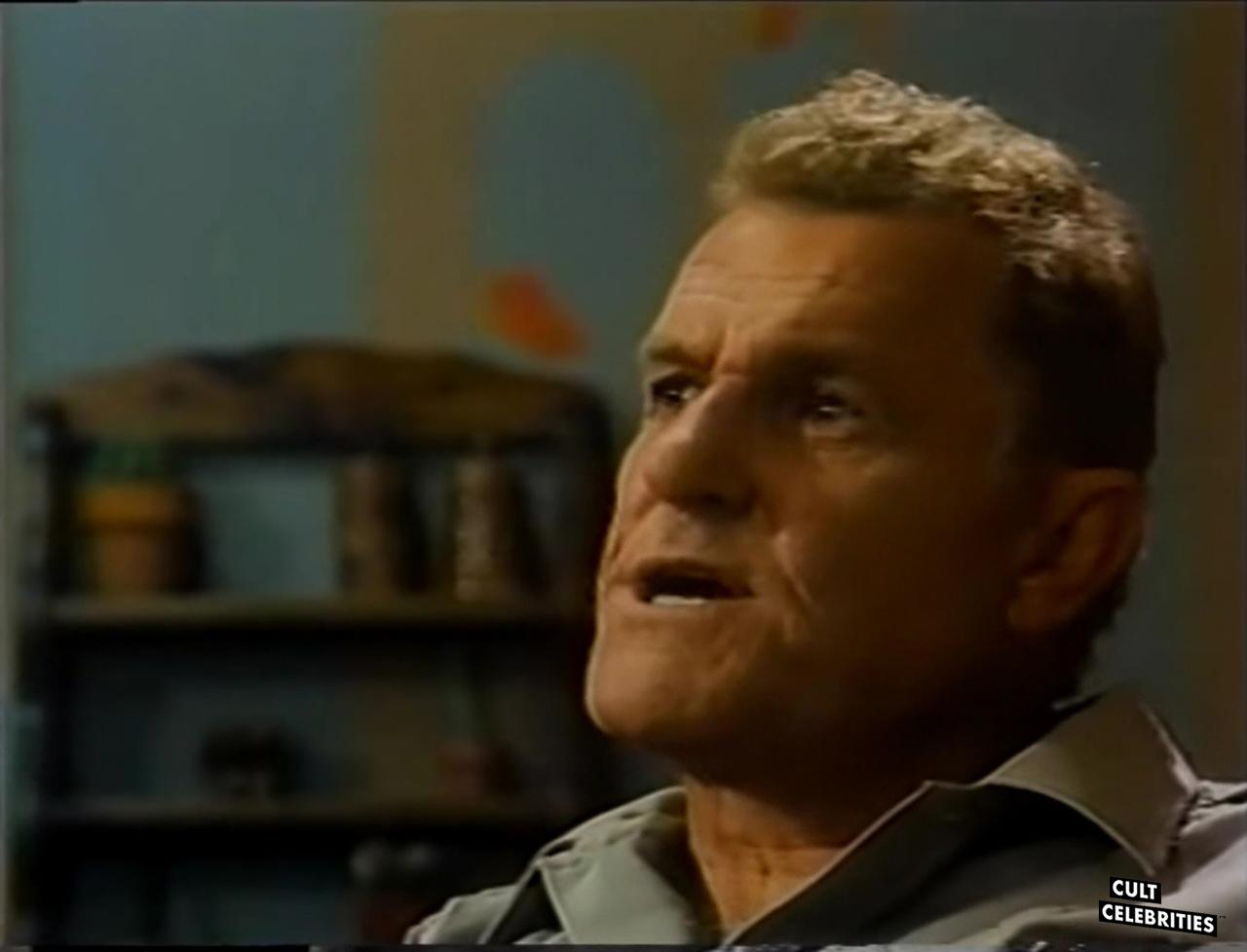 Charles Napier in Frogtown II (1992)