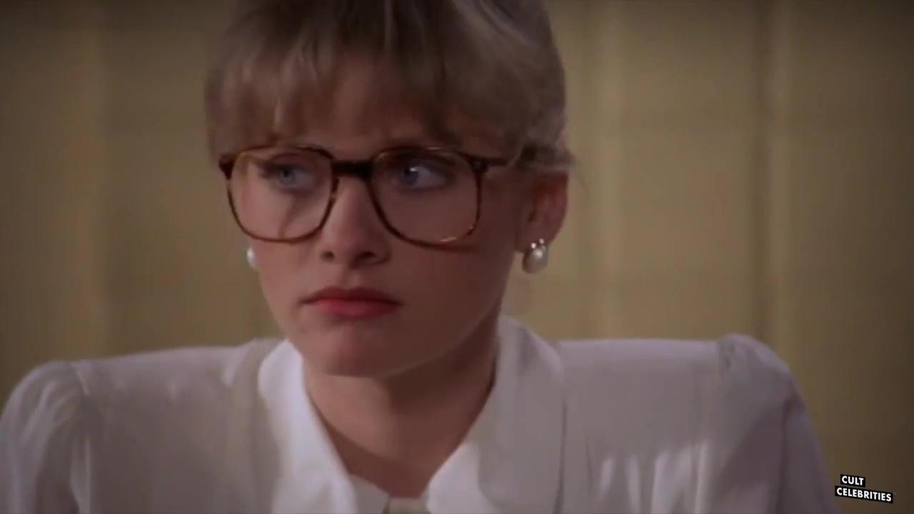 Barbara Crampton in From Beyond (1986)