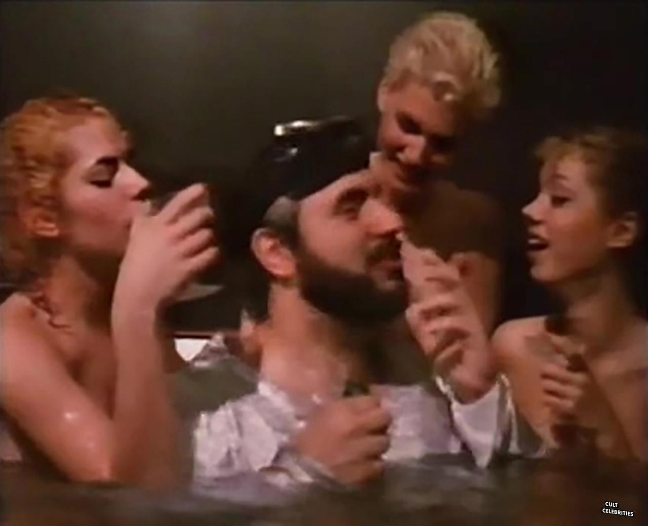 Carmine Capobianco in Galactic Gigolo (1987)