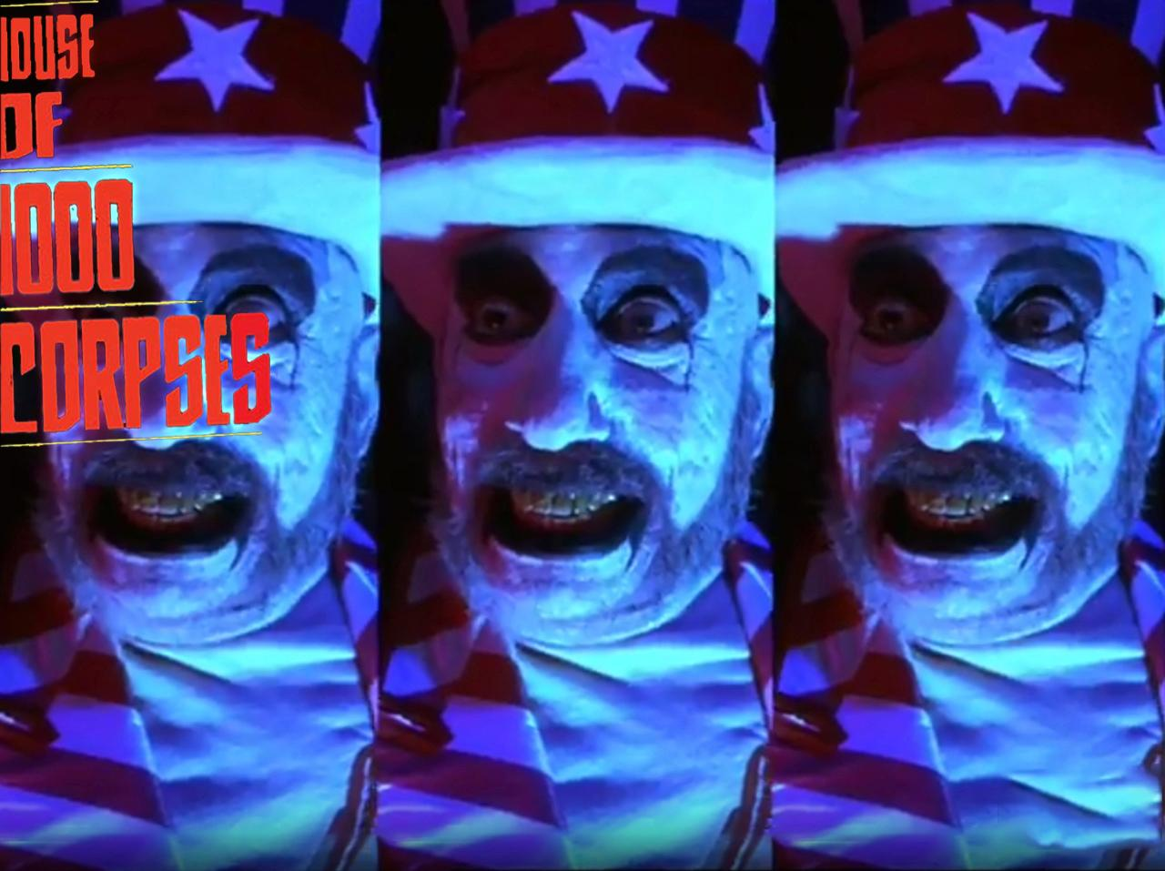 Sid Haig in House of 1000 Corpses (2003)