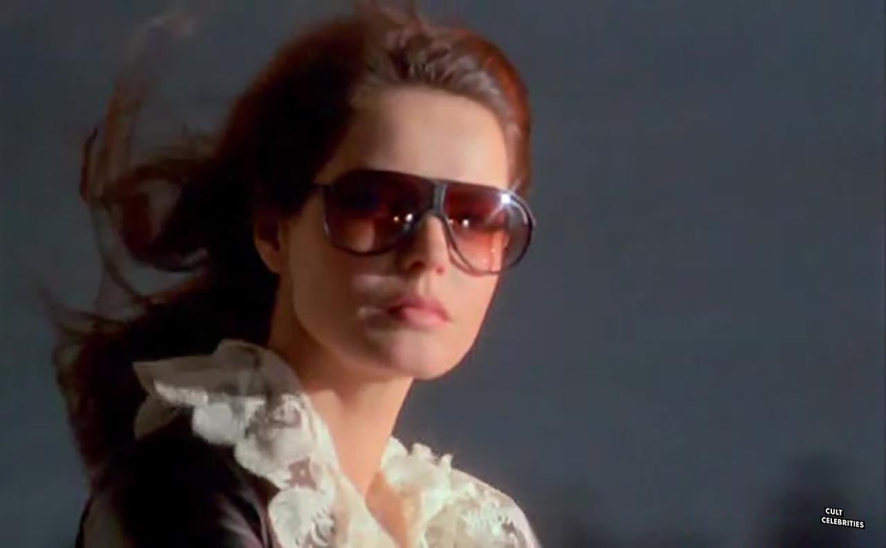 Cyrielle Clair in La Belle captive (1983)