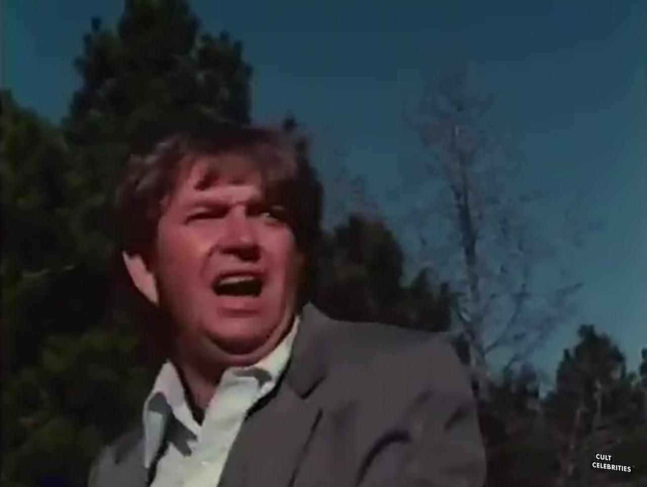 Herschel Mays as William Phillips in Psycho from Texas (1975)