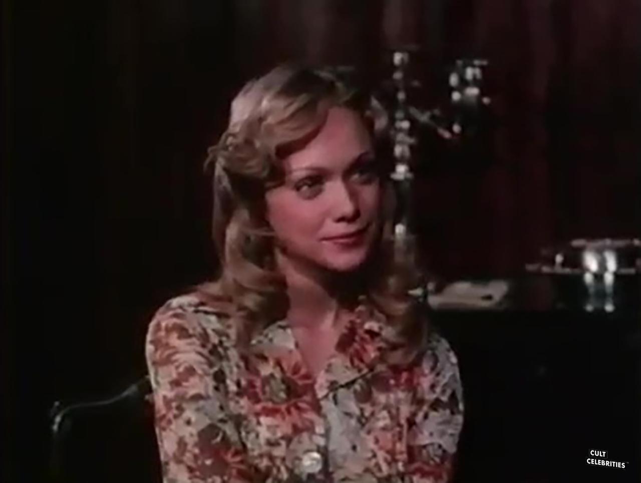Janel King as Ellen Peterson in Psycho from Texas (1975)