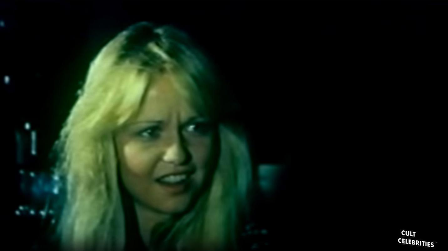 Linnea Quigley in Psycho from Texas (1975)