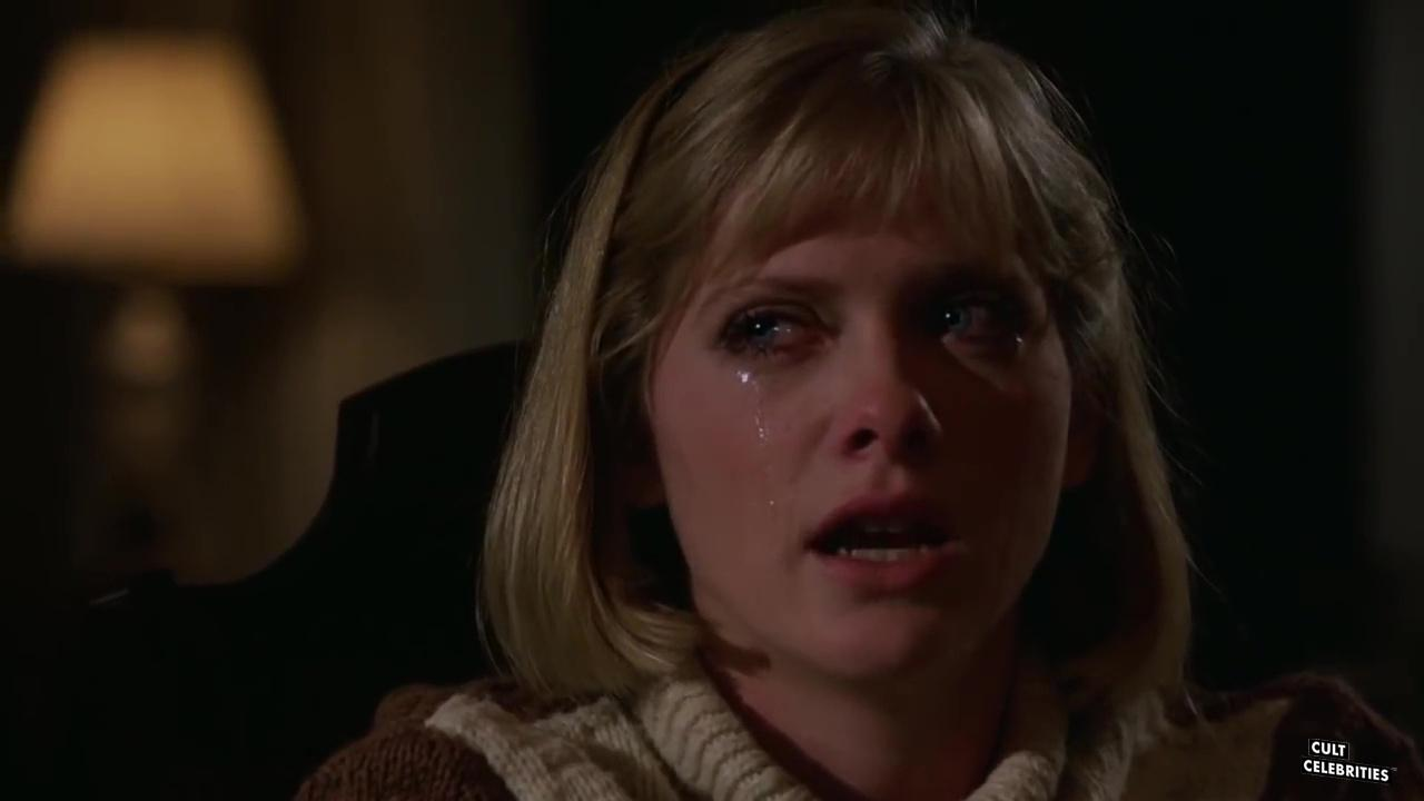 Barbara Crampton in Re-Animator (1985)