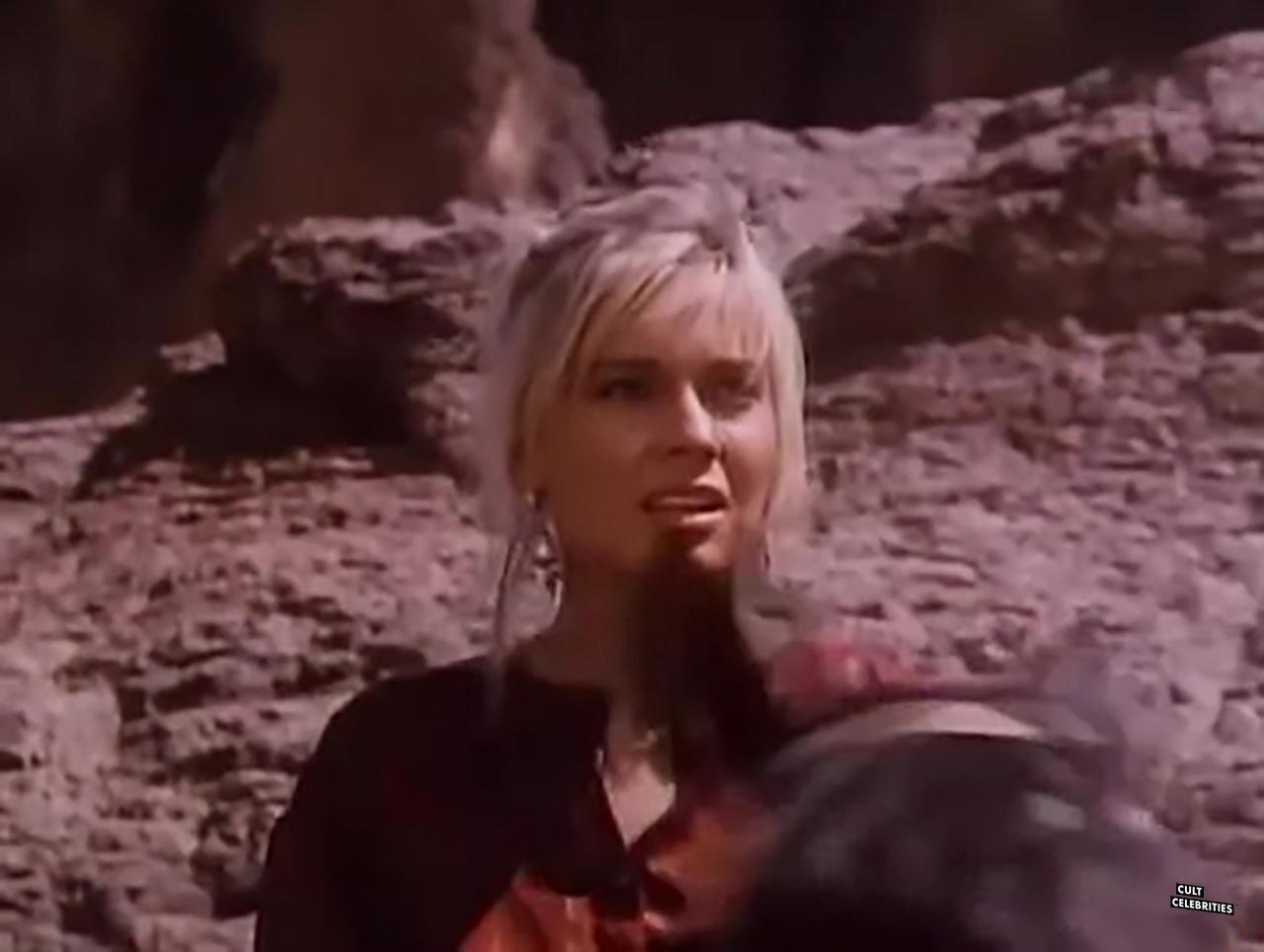 Savina Gersak in The Lone Runner (1986)