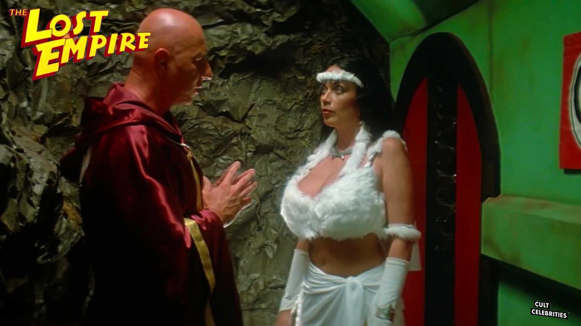 Raven De La Croix in The Lost Empire (1984)