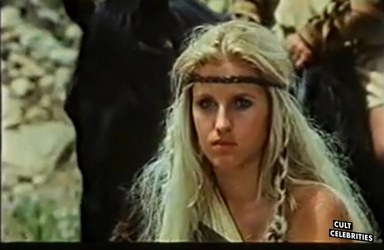 Sabrina Siani in The Sword of the Barbarians (1982)