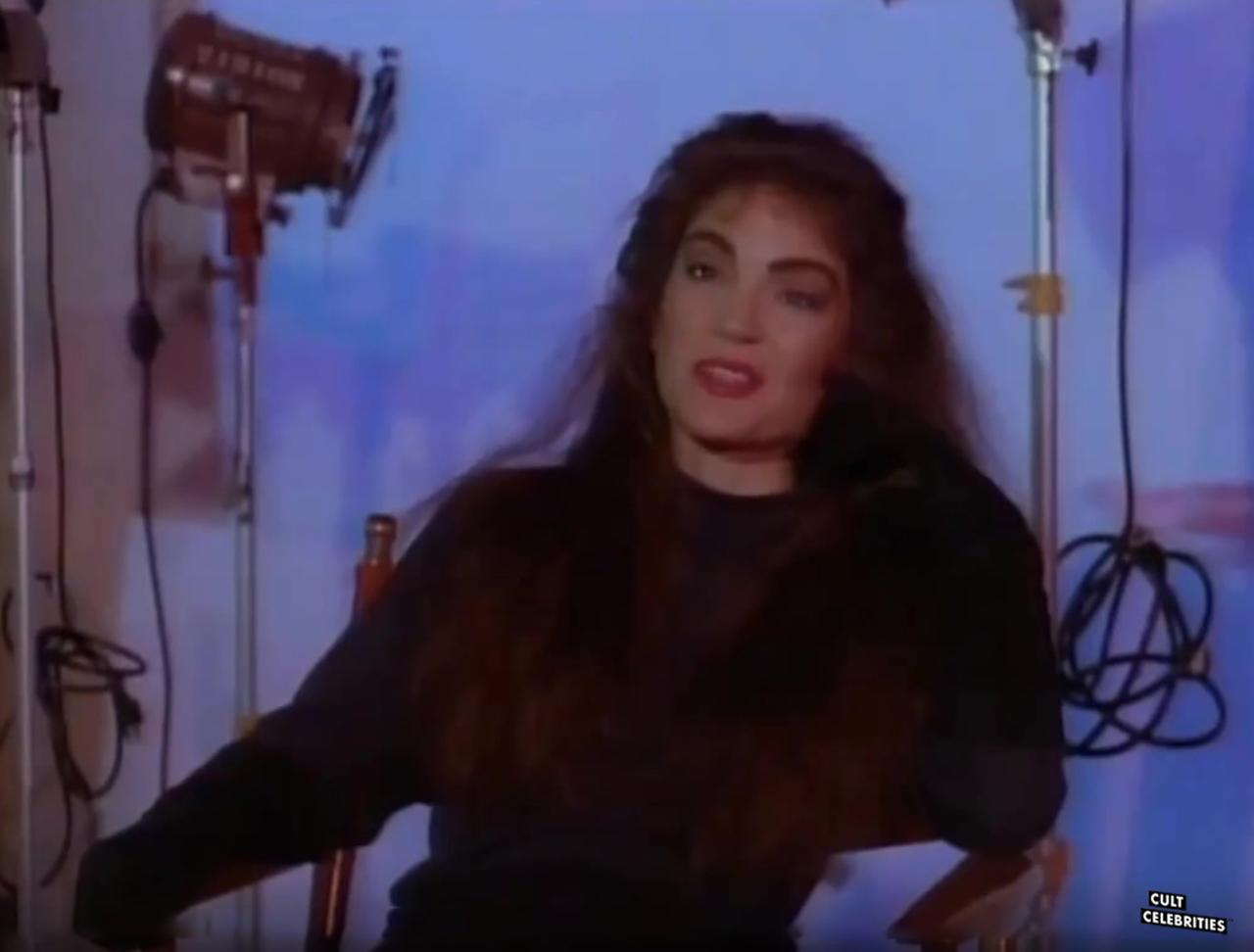 Brinke Stevens in Transylvania Twist (1989)