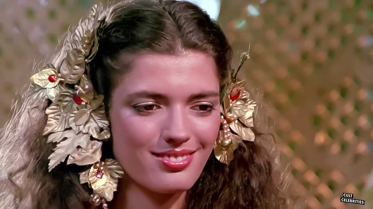 María Socas in Wizards of the Lost Kingdom (1985)