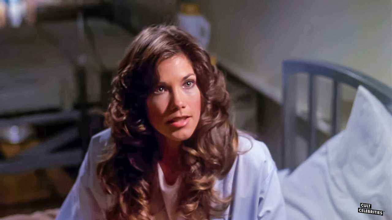 Barbi Benton in Hospital Massacre (1981)
