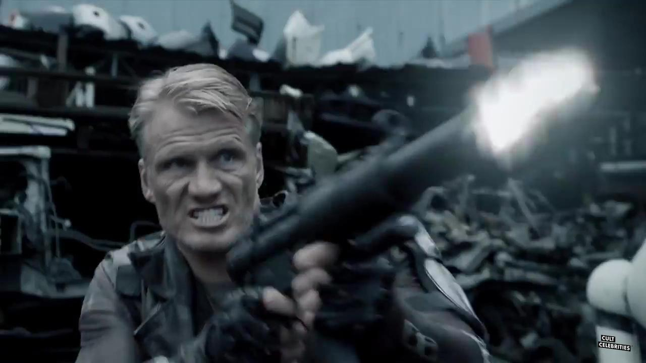 Dolph Lundgren in Battle of the Damned (2013)
