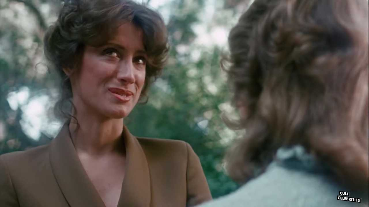 Patch Mackenzie in Graduation Day (1981)