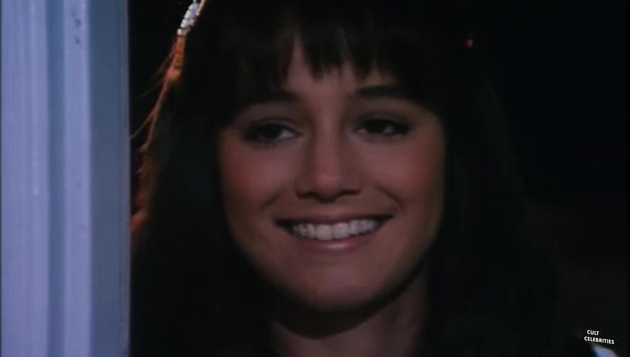 Jill Schoelen in Hot Moves (1984)