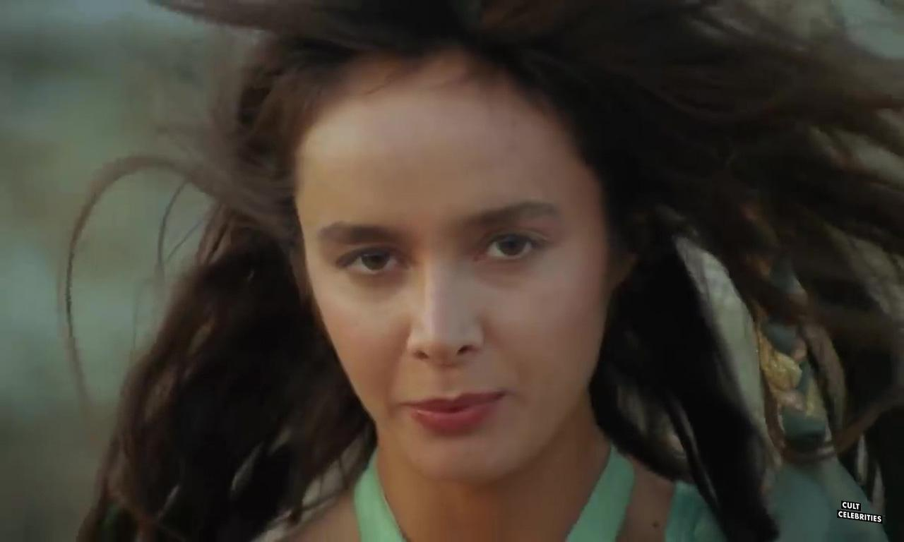 Tiziana Altieri in Iron Warrior (1987)