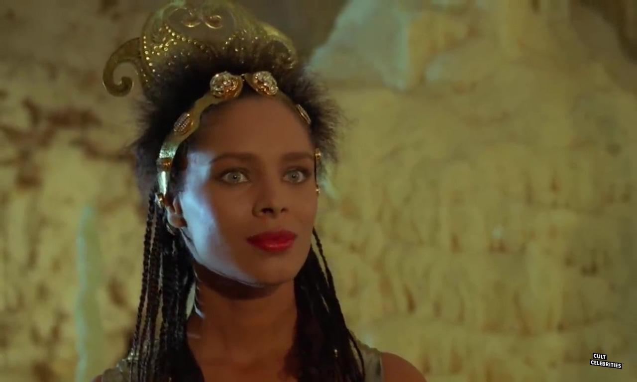 Iris Peynado in Iron Warrior (1987)