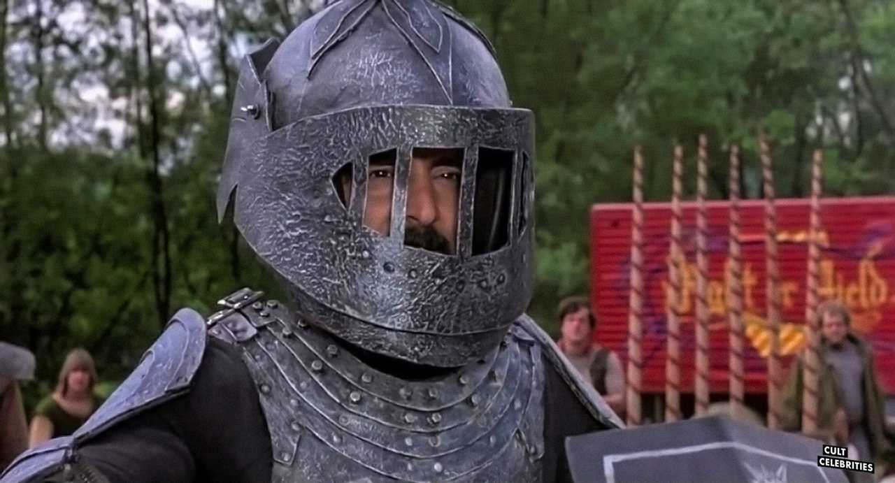 Tom Savini in Knightriders (1981)