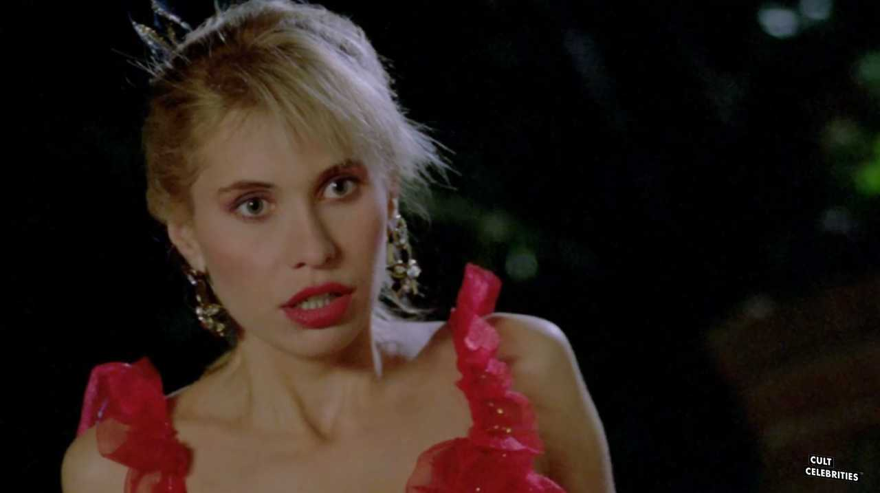 Elizabeth Kaitan in Nightwish (1989)