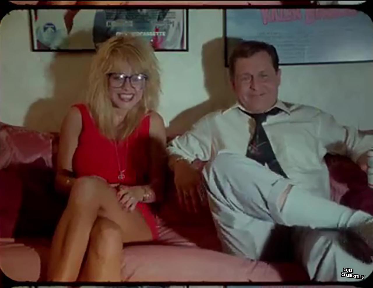 Linnea Quigley in Robot Ninja (1989)