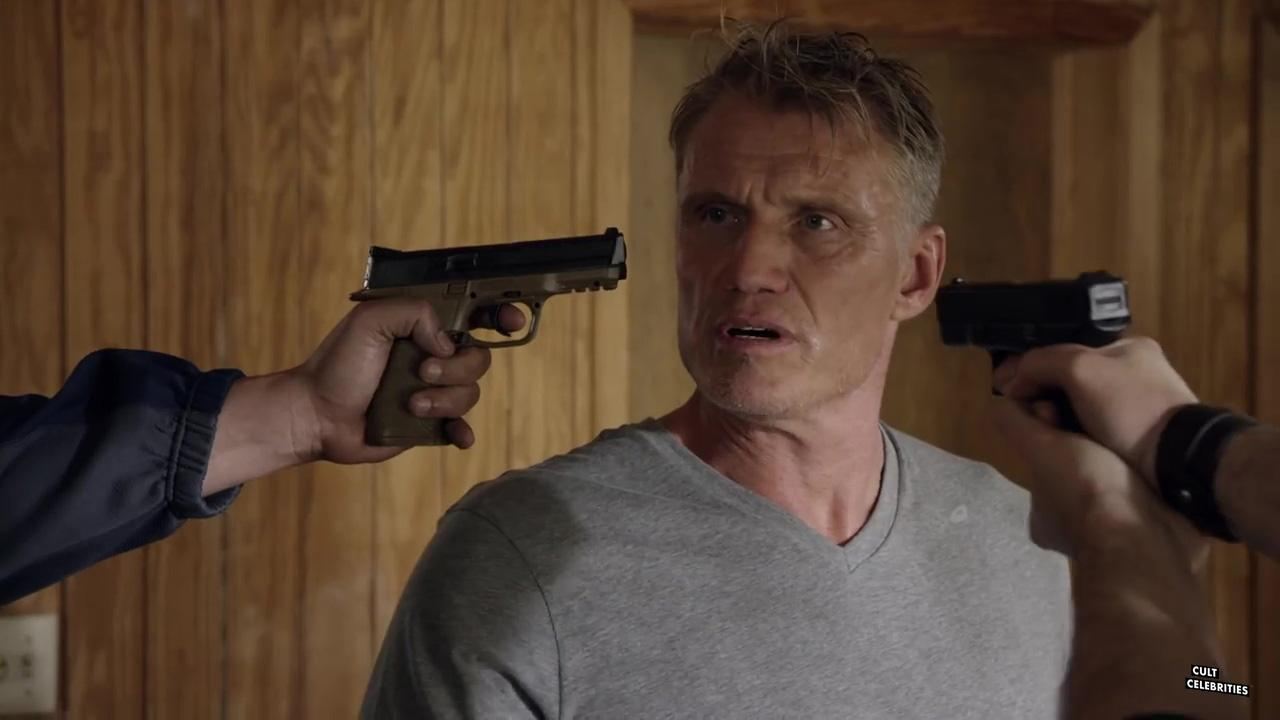 Dolph Lundgren in Shark Lake (2015)