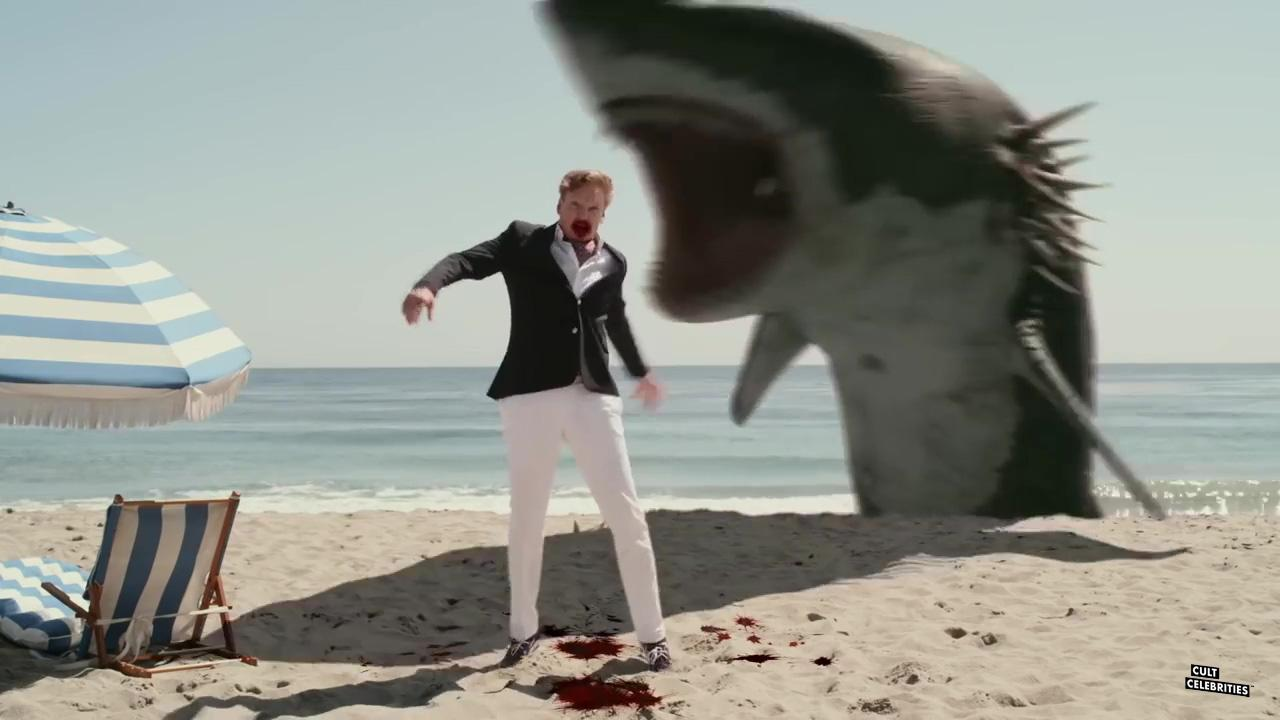 Conan O'Brien in Sharktopus vs. Pteracuda (2014)