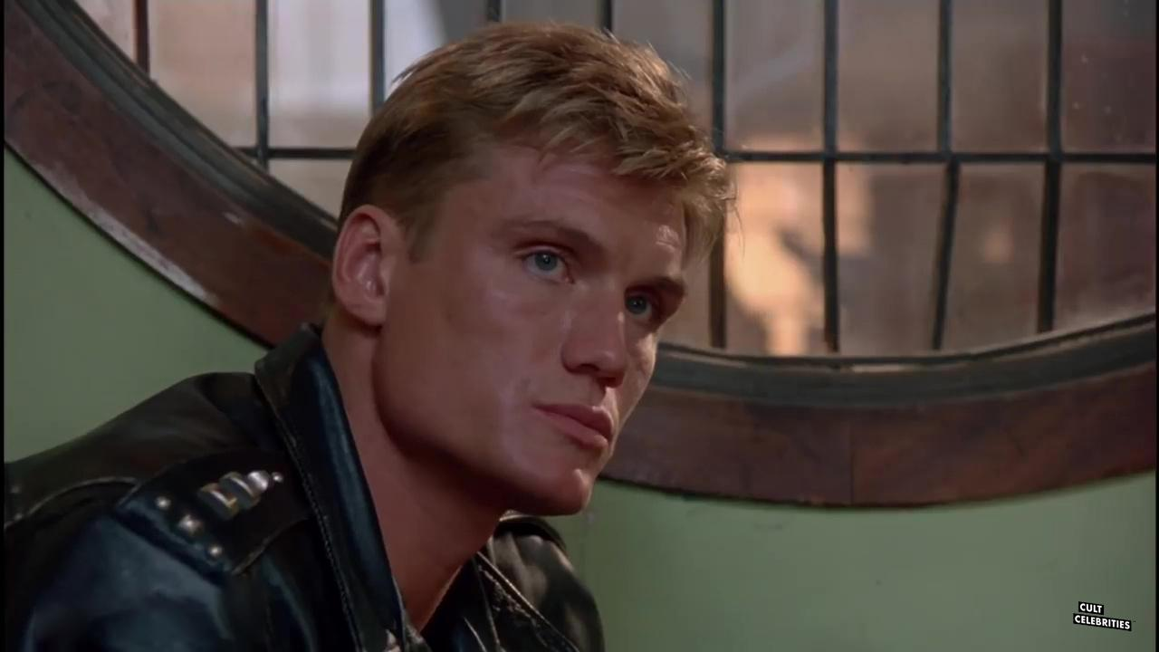 Dolph Lundgren in Showdown in Little Tokyo (1991)