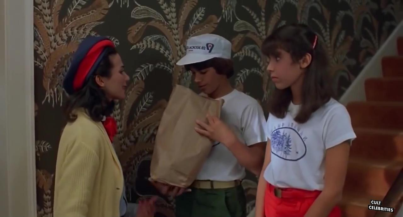 Desiree Gould, Jonathan Tiersten and Felissa Rose in Sleepaway Camp (1983)