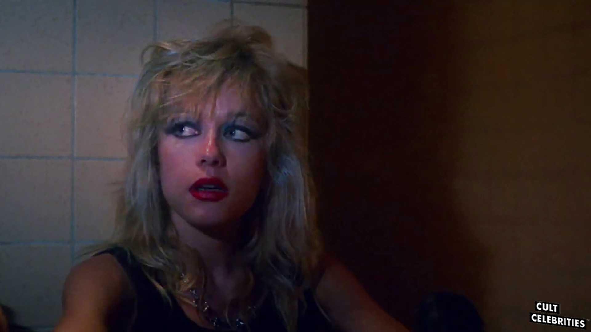 Linnea Quigley in Sorority Babes in the Slimeball Bowl-O-Rama (1