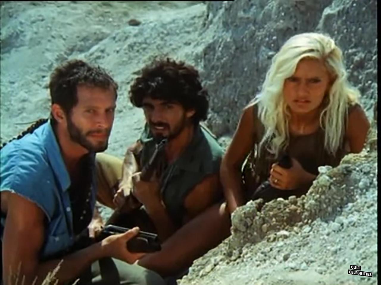 Harrison Muller and Sabrina Siani in 2020 Texas Gladiators (1982)
