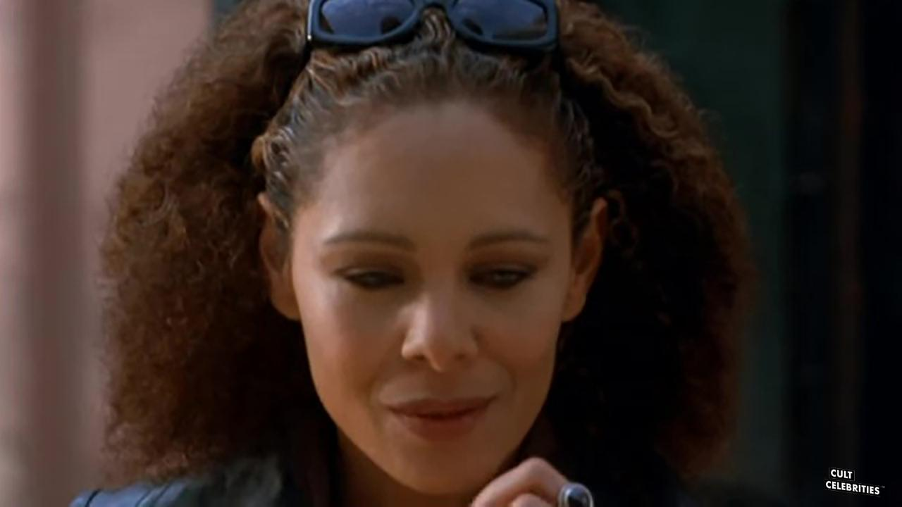 Iris Peynado in Ancient Warriors (2003)