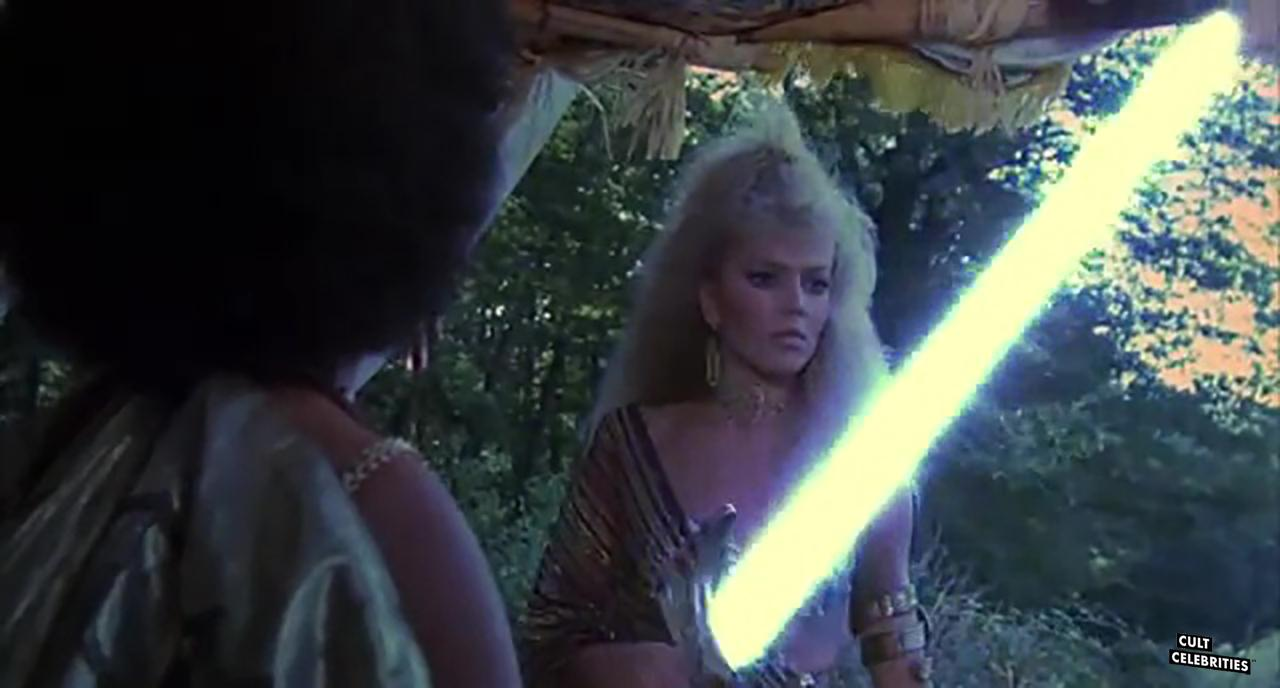 Anna Kanakis in Attila flagello di Dio (1982)