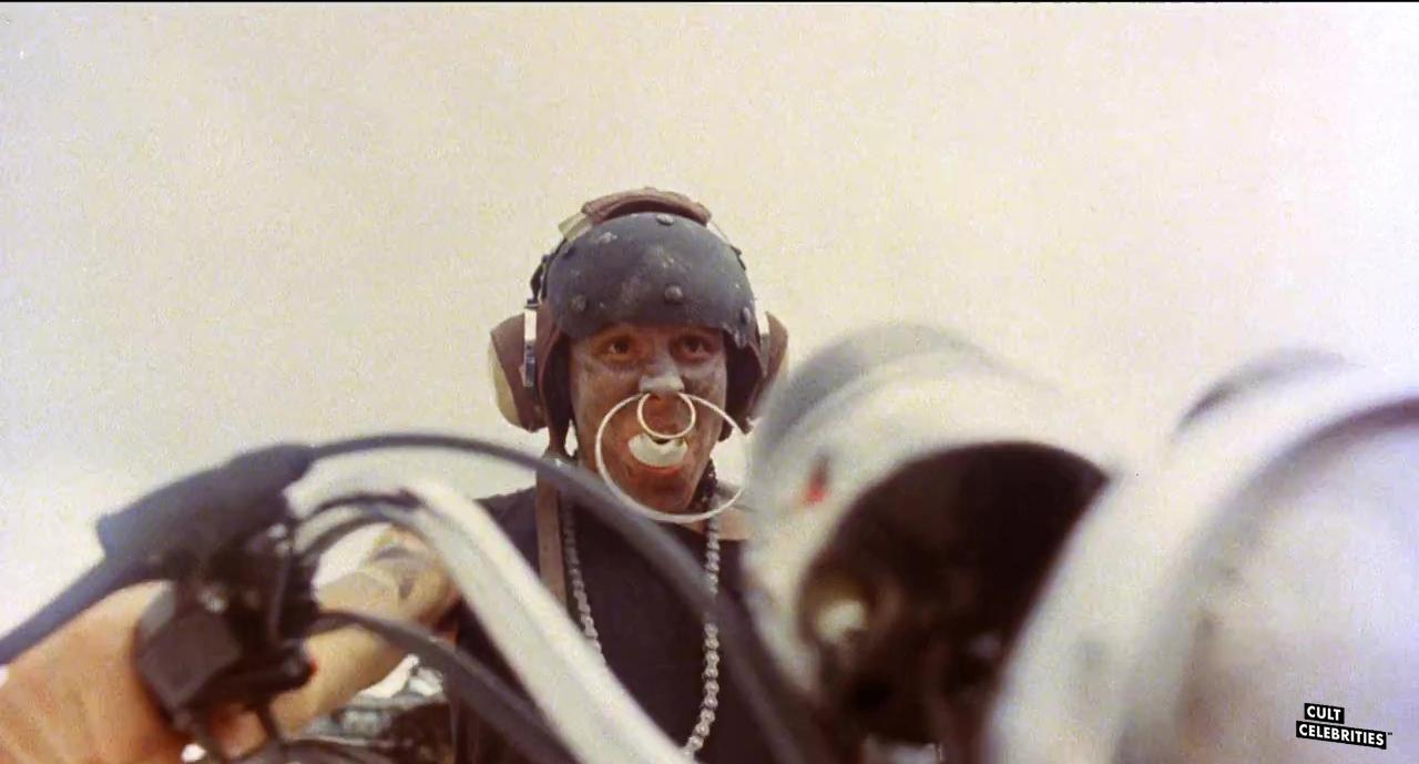 Brad Dunker in Class Of Nuke 'Em High (1986)