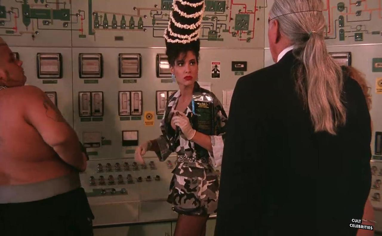 Lisa Gaye in Class of Nuke 'Em High Part 3: The Good, the Bad and the Subhumanoid (1994)