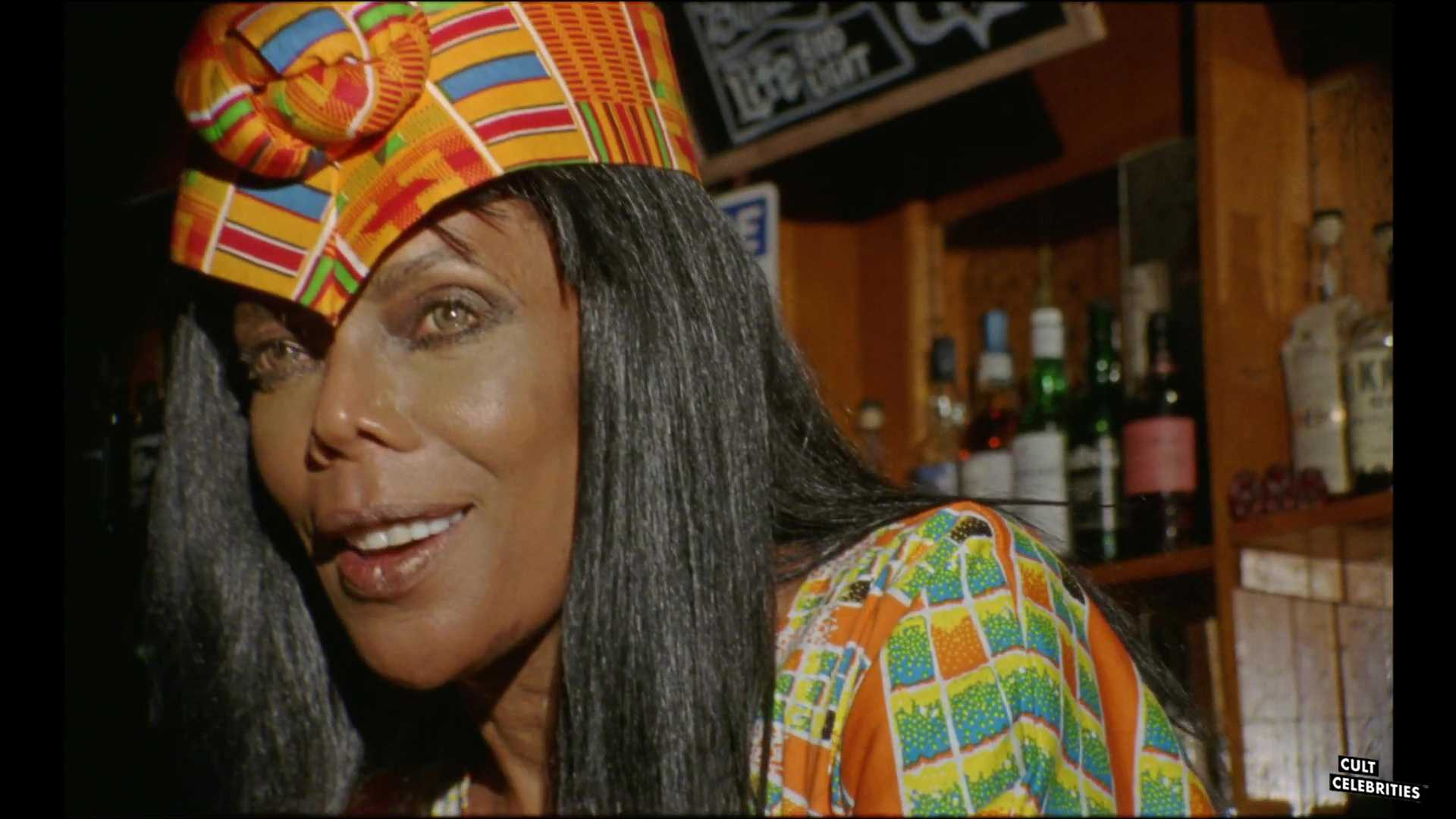 Geretta Geretta in CRX Music Video