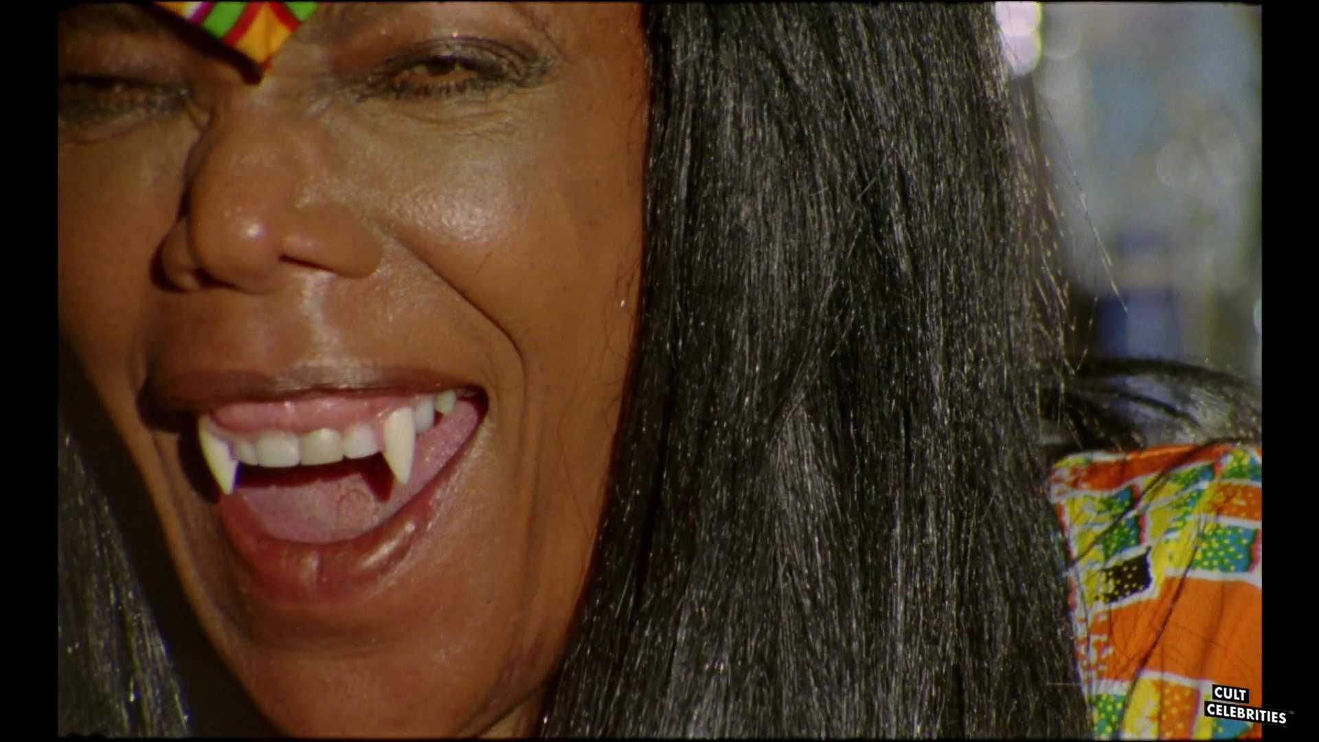 Geretta Geretta in CRX Music Video
