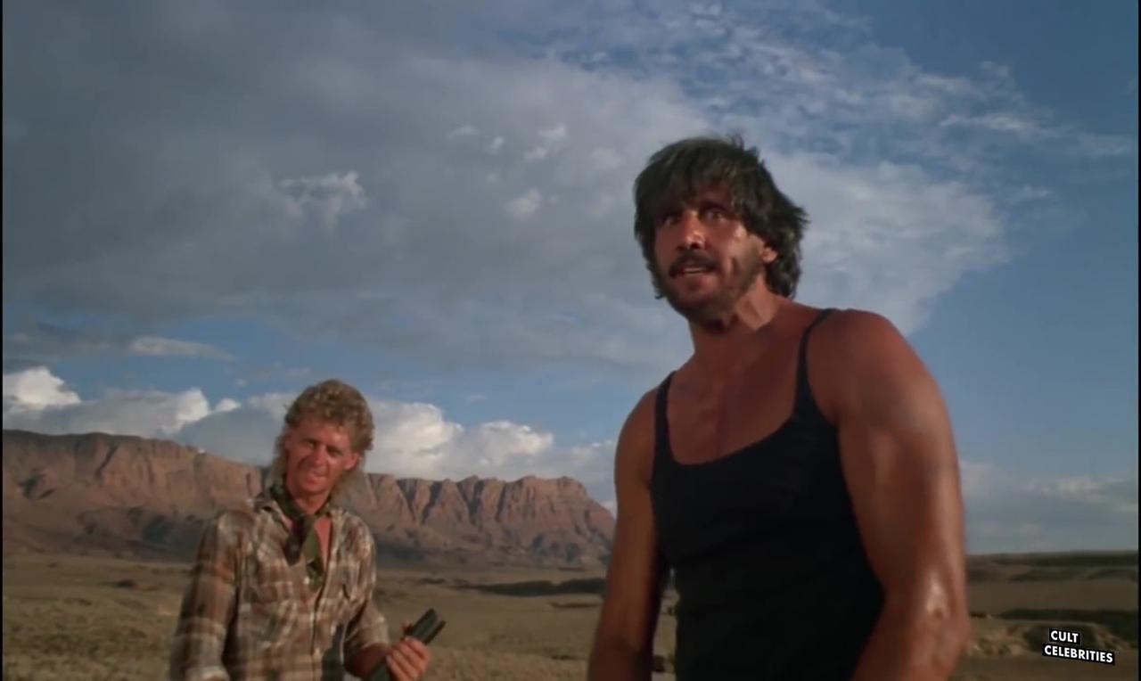 George Eastman in Hands Of Steel (1986)
