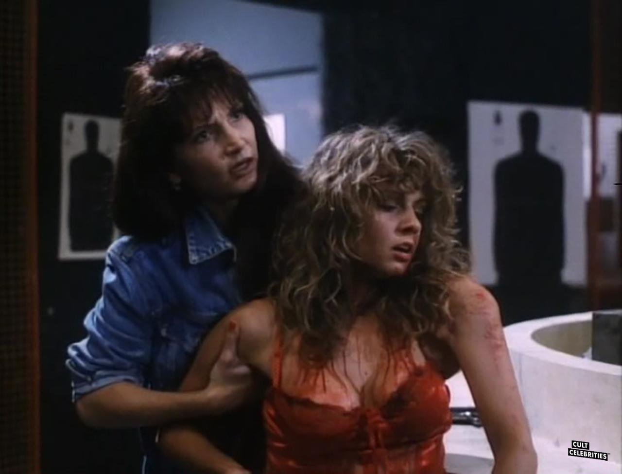 Gail Thackray and Toni Naples in Hard to Die (1990)