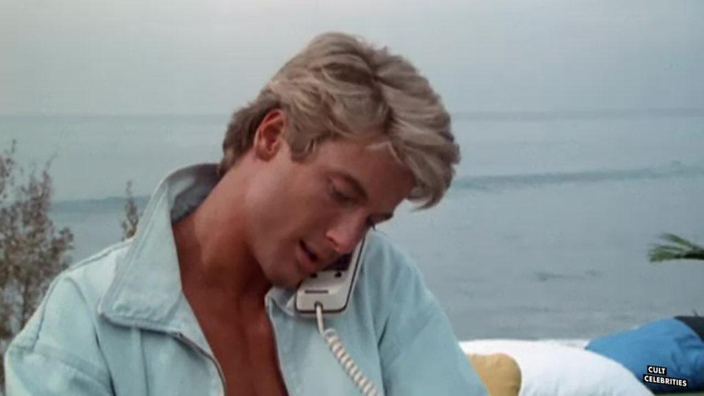 John Allen Nelson in Hunk (1987)