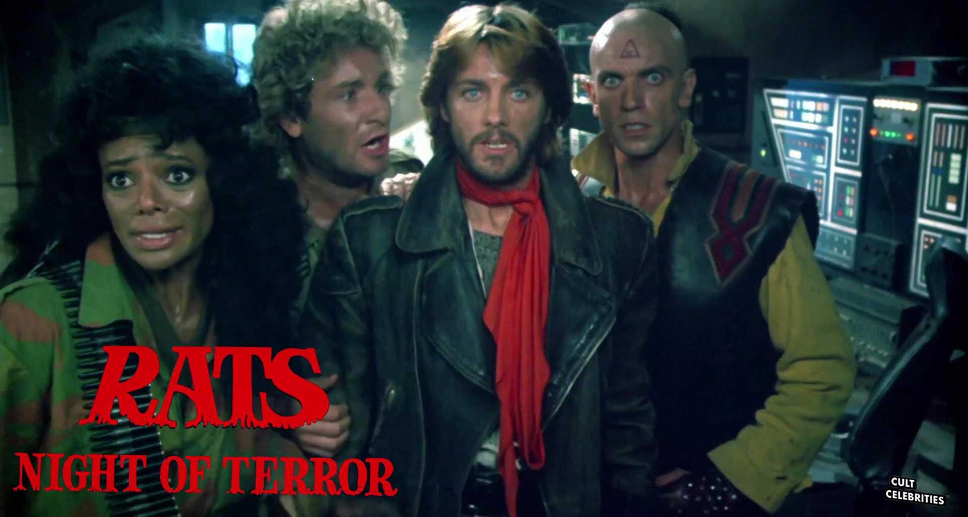 Geretta Geretta in Rats Night of Terror (1984)