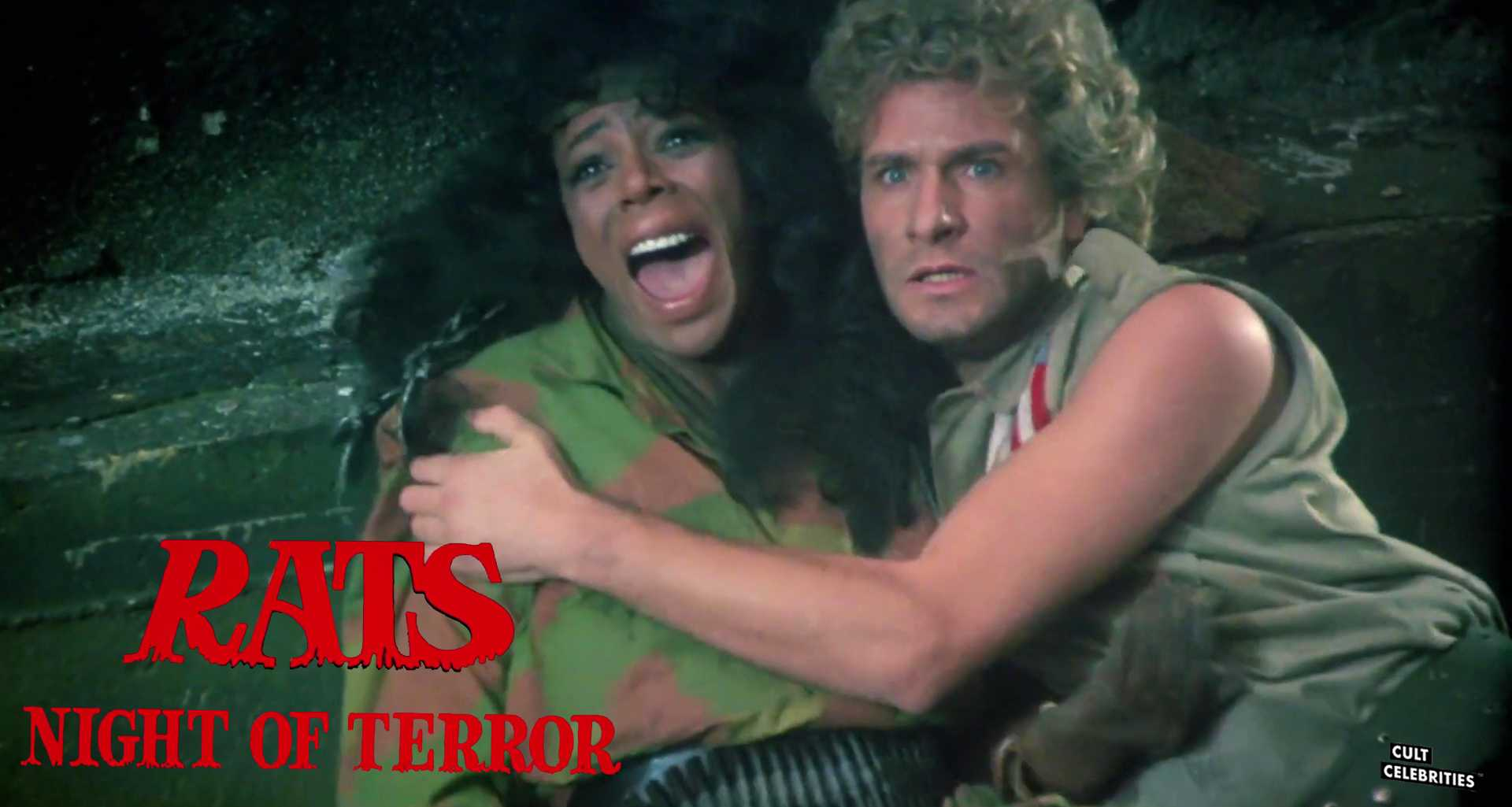 Geretta Geretta in Rats Night of Terror (1984)