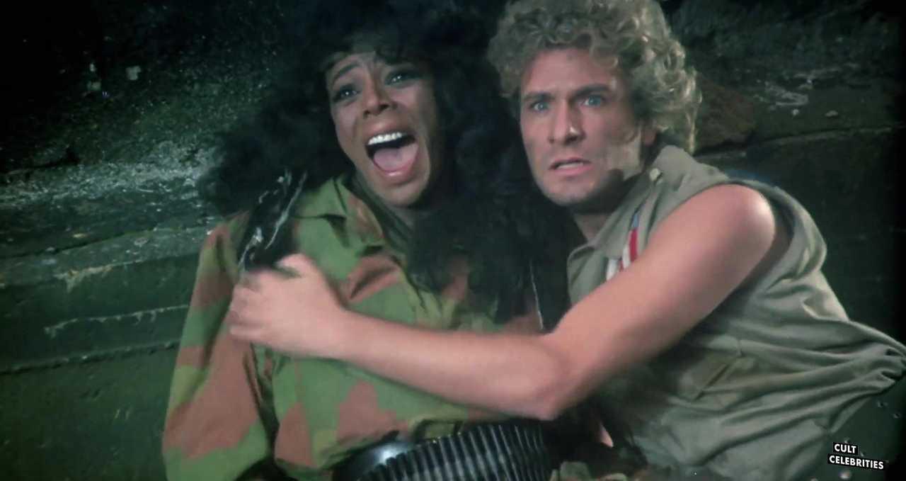 Geretta Geretta in Rats - Notte di terrore (1984)