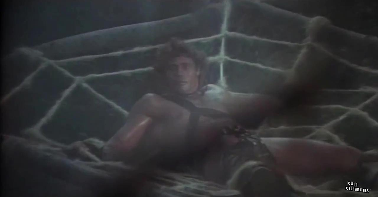 Pietro Torrisi in Sangraal, la spada di fuoco (1982)